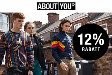 ABOUT YOU: 12 % Rabatt