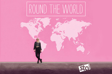 STA Travel: Around the World from 1.499 EUR