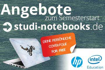 Studi-Notebooks.de: Notebooks at student prices